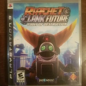 Ratchet and Clank Future: Tools of Distruction
